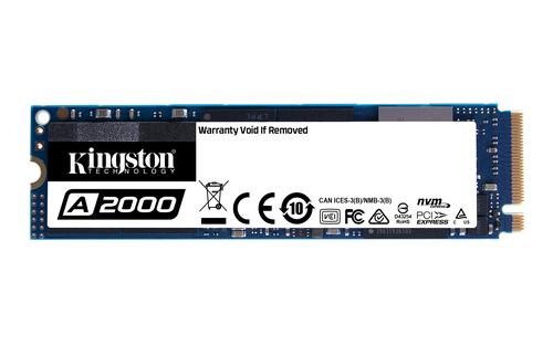 KINGSTON SSD SA2000 500GB M2 2280 NVME PCIE 3.0 2200/2000 MB/S
