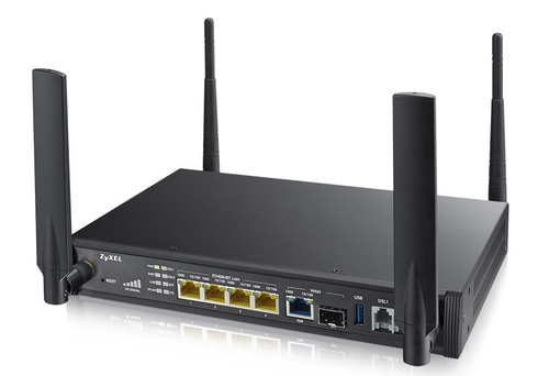 ZYXEL ROUTER SECURITY BUSINESS GATEWAY 3600