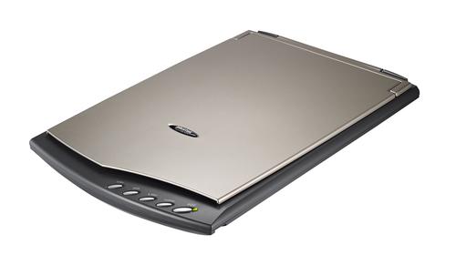 PLUSTEK SCANNER OPTICSLIM 2610 A4 SIZE CIS 1200DPI USB 1.1