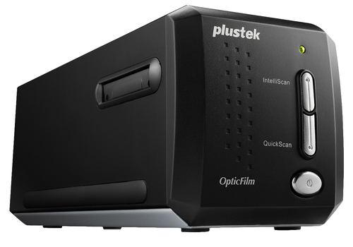 PLUSTEK SCANNER OF8200iAi PER FILM E FOTOGRAFIE 7200DPI SCANNER W/SILVERFAST 8 AI STUDIO + ME + ISRD  IT8 TARGET FOR WIN AND MAC