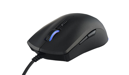 COOLER MASTER MOUSE GAMING MASTERMOUSE S, AMBIDEXTROUS IR OPTICAL, RGB LED, UP TO 7000DPI