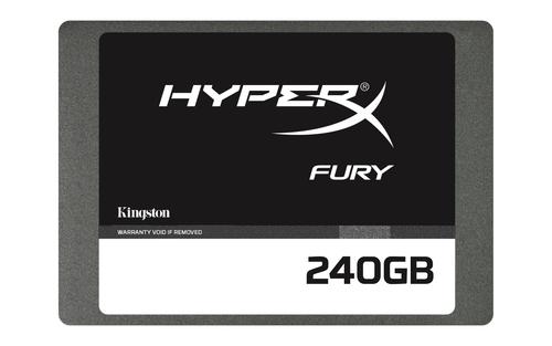 KINGSTON SSD HX FURY 240GB SATAIII 2,5 R/W 500/500 MB/S