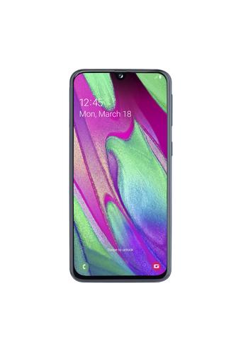 SAMSUNG SMARTPHONE GALAXY A40 BLACK 4GB RAM 5,90