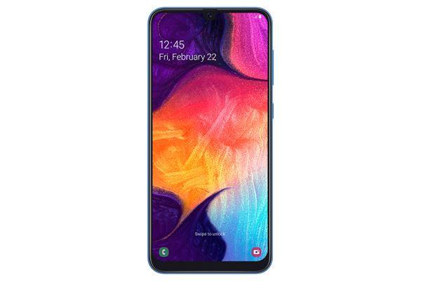 SAMSUNG SMARTPHONE GALAXY A50 BLUE 128GB
