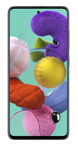 SAMSUNG GALAXY A51 4GB+128GB 6,5 INCH BLACK