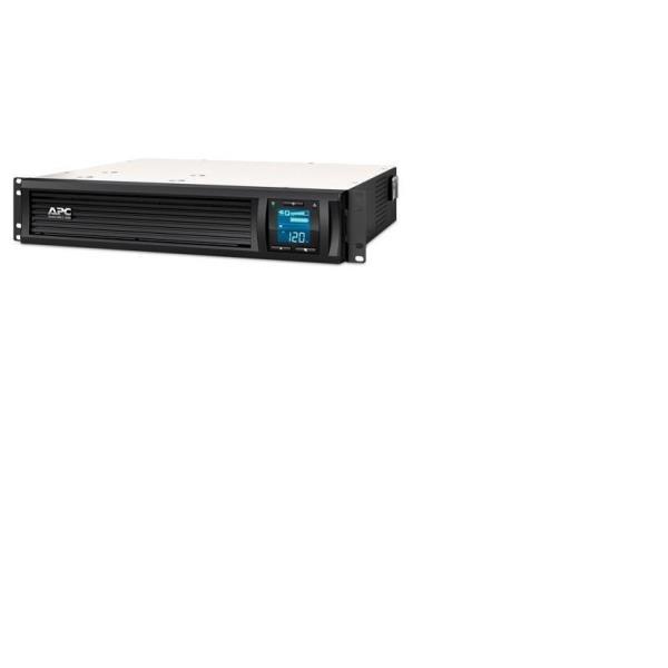 APC SMART UPS C 1000VA 2U RACK MOUNTABLE LCD 230V REMOTE CONTROL