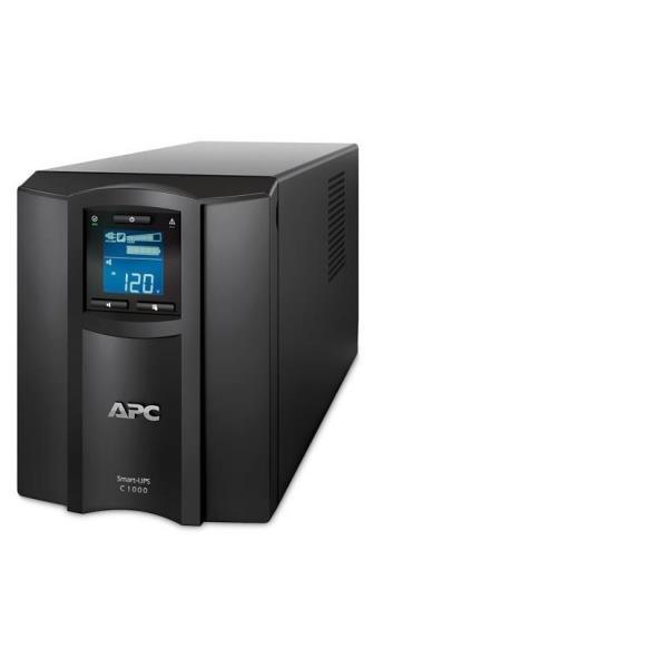 APC SMART UPS C TOWER 1000VA LCD 230V