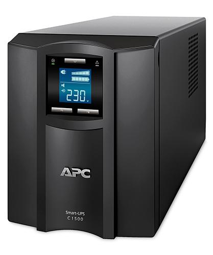 APC SMART UPS C TOWER 1500VA LCD 230V