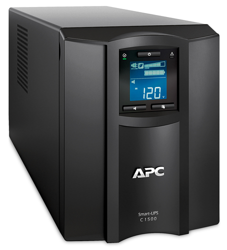 APC SMART UPS C TOWER 1500VA LCD 230V