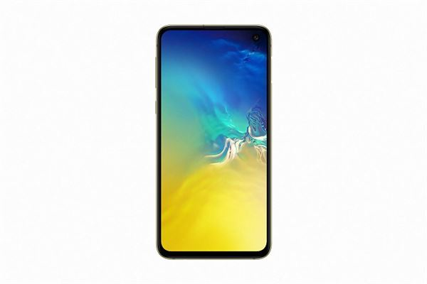 SAMSUNG GALAXY S10E 128 GB CANARY YELLOW