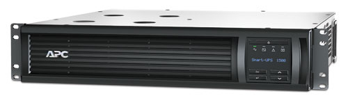 APC SMT1500RMI2U SMART UPS 1500 VA RACK 2U