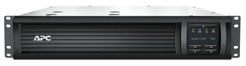 APC SMT750RMI2U SMART-UPS 750VA LCD RACK MOUNT 2U 230V SC