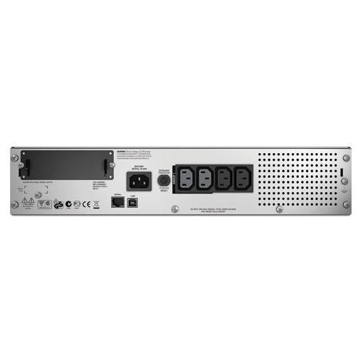 APC SMT750RMI2U SMART-UPS 750VA LCD RACK MOUNT 2U 230V