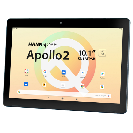 HANNSPREE TABLET APOLLO 10.1 3GB+32GB ANDROID 10
