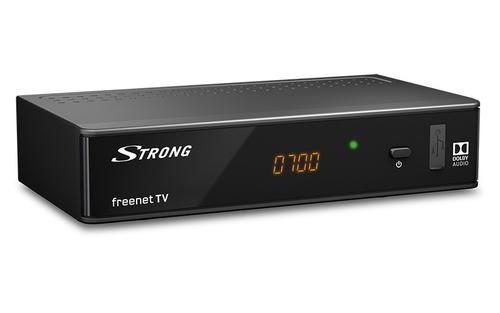 STRONG RICEVITORE TERRESTE 10 BITS DVB-T2 HDMI