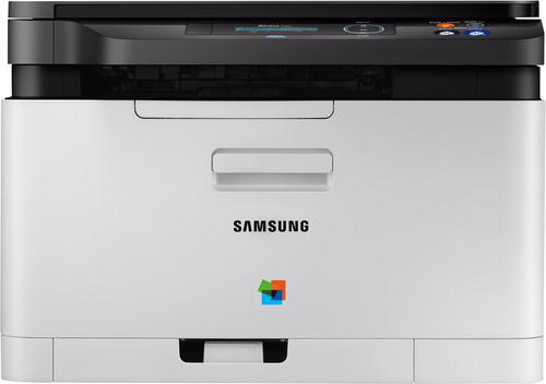 HP SAMSUNG XPRESS SL-C480 COLOR LASER MULTIFUNCTION PRINTER 3 IN 1
