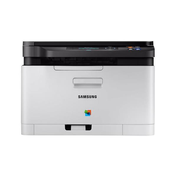 HP SAMSUNG XPRESS SL-C480 COLOR LASER MULTIFUNCTION PRINTER 3 IN 1