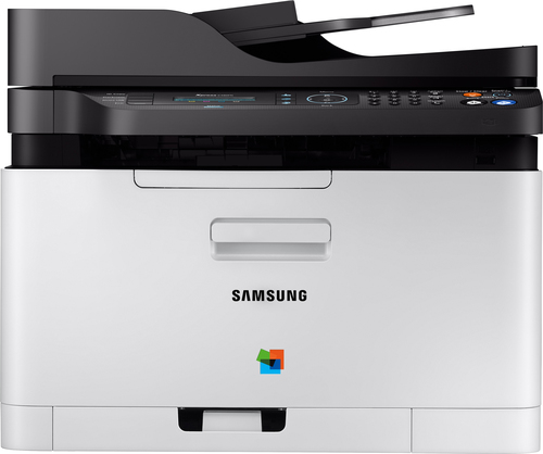 HP SAMSUNG XPRESS SL-C480FN COLOR LASER MULTIFUNCTION PRINTER 4 IN 1