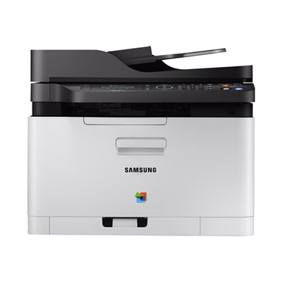 HP SAMSUNG XPRESS SL-C480FW COLOR LASER MULTIFUNCTION PRINTER 4 IN 1