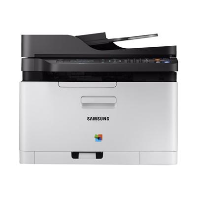 HP SAMSUNG XPRESS SL-C480FW COLOR LASER MULTIFUNCTION PRINTER 4 IN 1