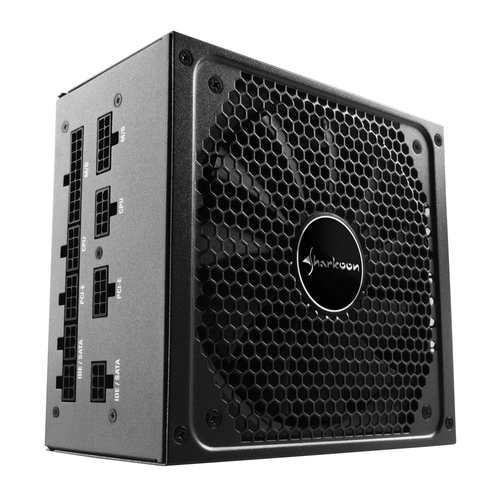 SHARKOON ALIMENTATORE SILENT STORM COOL ZERO ATX 750W, MODULAR, 80PLUS GOLD