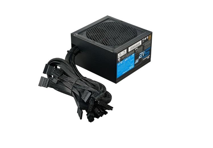 SEASONIC SSR-550GB3 ALIMENTATORE ATX 550W 80PLUS BRONZE 120MM FAN