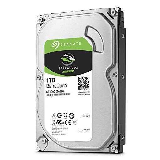 SEAGATE HDD BARRACUDA 1TB 3.5 7200RPM SATA3 64MB CACHE