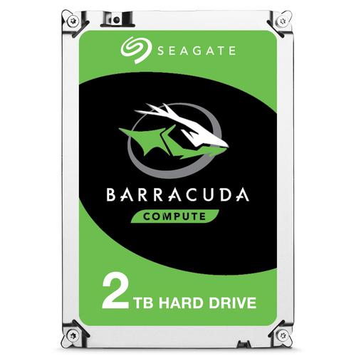 SEGATE HDD BARRACUDA 2TB 3.5 7200 RPM SATA3 256MB CACHE REFURBISHED GARANZIA 1 ANNO