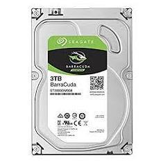 SEAGATE HDD BARRACUDA 3TB 3,5 5400RPM SATA3 64MB CACHE