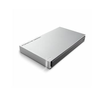 LACIE HDD EXT PORSCHE DESIGN 1TB MOBILE DRIVE USB3.0 CAVO USB-C INCLUSO
