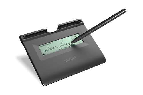 WACOM TAVOLETTA GRAFICA PENNA 0,5 MM WINDOWS 99X25 MM NERO
