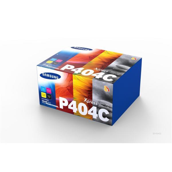 HP SAMSUNG CONFEZIONE 4 TONER COLORE (C- G- M - N) PER  SL-C430, SL-C430W, SL-C480, SL-C480FN E SL-C480FW