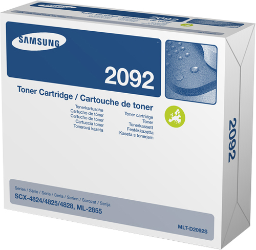 HP SAMSUNG TONER NERO 2000PAG PER SCX-4824FN-SCX-4825FN-SCX-4828FN