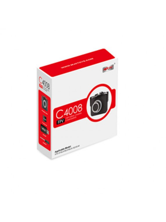 XTREME CAMERA DRONE, C4008 CAMERA REAL TIME, TRASMISSIONE A DISTANZA TRAMITE COPERTURA WIFI, FINO A 50 METRI, ANDROID/IOS, FUNZIONA CON I MODELLI X400, X500,X600,X800M, RISOLUZIONE 720 P, HD