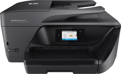 HP MULTIF. INK OJ PRO 6970 A4 30PPM FRONTE/RETRO ADF USB/ETHERNET/WIFI STAMPANTE SCANNER COPIATRICE FAX