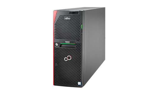 FUJITSU PY TX2550 M4 8 CORE XEON SIL 4108 16 GB DDR4 RAM ECC (2666 MHZ)       REGISTERED - NO HDD (CON RAID 0/1) CON 8 ALLOGGIAMENTI DA 3.5