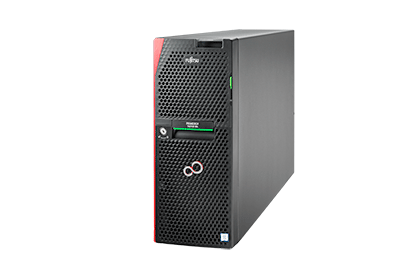 FUJITSU SERVER TOWER TX2550 M4, 8CORE XEON BRONZE 3106 1,7GHZ, 16GB DDR4