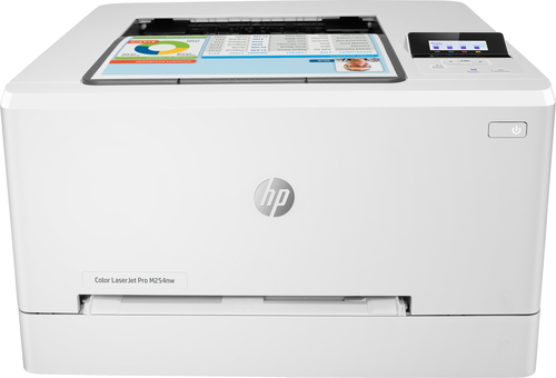 HP STAMPANTE  LASER JET PRO M254NW COLORE A4 21PPM 600DPI USB/ETHERNET/WIFI
