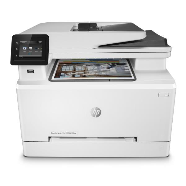 HP MULTIF. LASET M280NW A4 COLORE 21PPM 600DPI USB/ETHERNET/WIRELESS STAMPANTE SCANNER COPIATRICE
