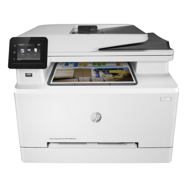 HP MULTIF. LASER M281FDN A4 COLORE 21PPM 600DPI FRONTE/RETRO USB/ETHERNET STAMPANTE SCANNER COPIATRICE
