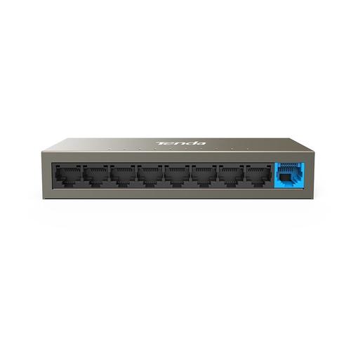 TENDA SWITCH 9 PORTE LAN 10/100, IEEE 802.3/U/X, SWITCHING 1.8GBPS, PROTEZIONE FULMINI 6KV