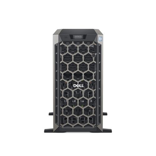DELL IT/BTP/PE T440/CHASSIS 8 X 3.5 HOTPLUG/XEON SILVER 4110/8GB/1X240GB SSD/NO RAILS/BEZEL/DVD RW/ON-BOARD LOM DP/PERC H330+
