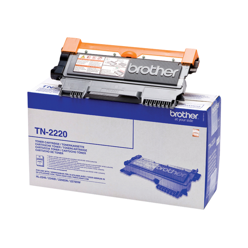 BROTHER TONER NERO PER HL-2240D DL-2250DN 2600 PAGINE