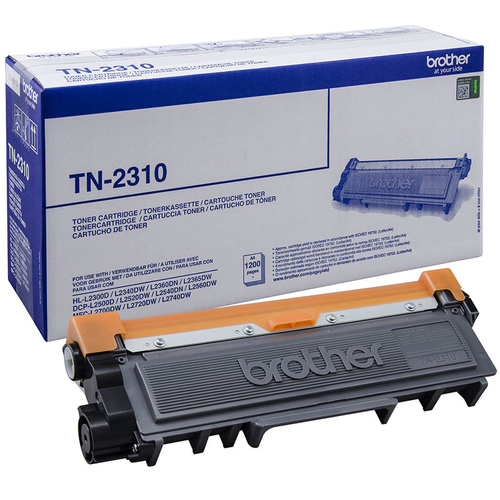 BROTHER TONER NERO 1200 PAG PER DCP-L2500D/L2540DN