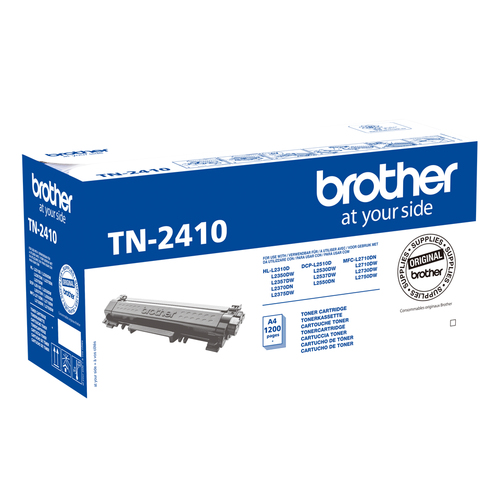 BROTHER TONER NERO PER HLL2310/DCPL2550/MFCL2710/MFCL2750 1200PAG