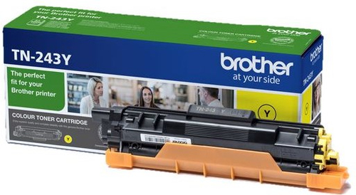 BROTHER TONER GIALLO 1.000 PAG PER HLL3210CW / HLL3230CDW / HLL3270CDW / DCPL3550CDW / MFCL3730CDN / MFCL3750CDW / MFCL3770CDW