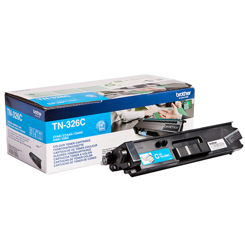 BROTHER TONER CIANO AD ALTISSIMA CAPACITA (3.500 PAG).PER DCP8400 DCP8450 HLL8250 HLL8350 MFCL8650 MFCL8850