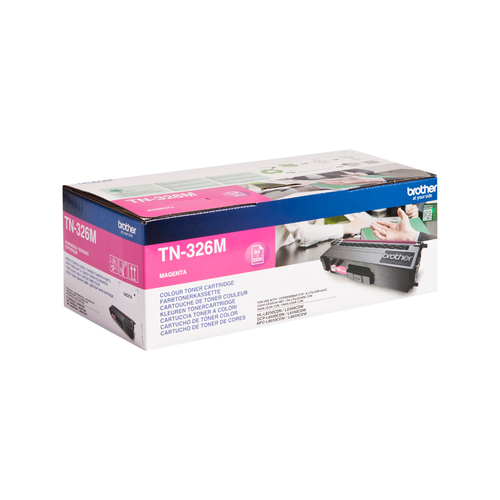 BROTHER TONER MAGENTA AD ALTISSIMA CAPACITA (3.500 PAG).PER DCP8400 DCP8450 HLL8250 HLL8350 MFCL8650 MFCL8850