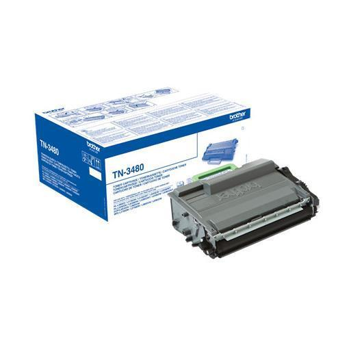 BROTHER TONER NERO 8000PAG