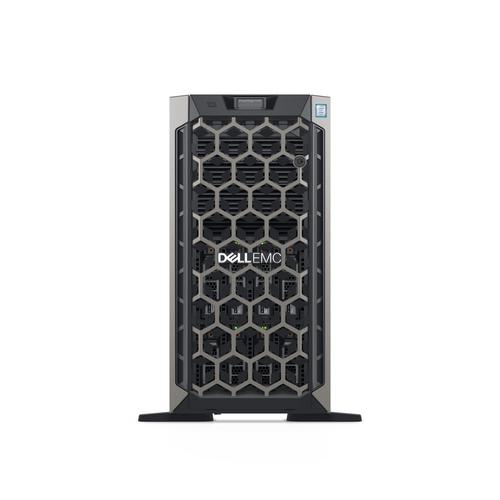 DELL TECHNOLOGIES DELL T440   4210R   16GB   480GB SSD   H730P RAID CONTROLLER   3YR NBD
